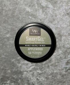 Woodwick Applewood Smart Gel Tin For Smart Warmer Fragrance System