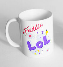 Personalised Any Name Ceramic Novelty Mug Gift Coffee Tea 5