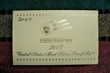 2007S U. S. Mint 14 COIN SILVER PROOF SET