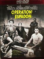 HD DVD - OPERATION ESPADON - JOHN TRAVOLTA, HUGH JACKMAN