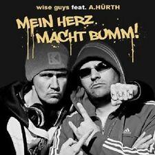 WISE GUYS FEAT. A.HÜRTH - MEIN HERZ MACHT BUMM!  CD NEU