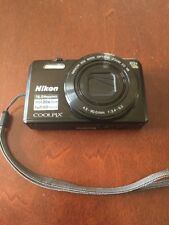Nikon COOLPIX S7000 16MP Digital Camera with 20x Optical Zoom and Wifi