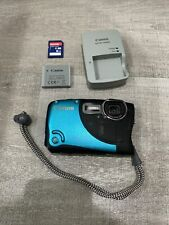 Canon Powershot D20 Camera