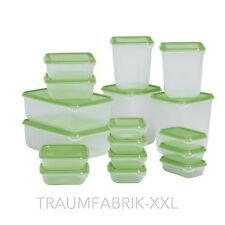 IKEA 17 CONTENITORE CON COPERCHIO PER ALIMENTI 17er-set scatole congelatore Set