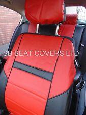 i - TO FIT A SUZUKI GRAND VITARA CAR, S/ COVERS, PRESTIGE PVC, RED / black