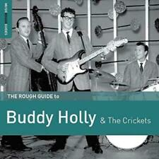 New listing HOLLY HOLLY: ROUGH GUIDE TO BUDDY HOLLY & THE CRICKETS (CD.)