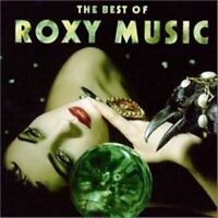 ROXY MUSIC the best of (CD compilation, 18 tracks) greatest hits, pop rock, glam