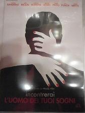 INCONTRERAI L'UOMO DEI TUOI SOGNI - DVD ORIGINALE - visitate COMPRO FUMETTI SHOP