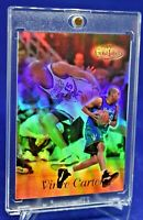 VINCE CARTER TOPPS GOLD LABEL CLASS 1 RAINBOW REFRACTOR SP RARE