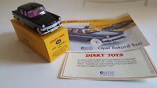 Dinky Toys Atlas -  Opel Rekord Taxi