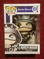 Funko Pop! Rocks #154 Marilyn Manson The Beautiful People In Hand