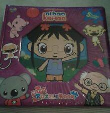 Nickelodeon, Ni Hao, Kai-lan mi primer Puzzlebook, nuevo