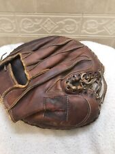 "Nokona SCM5 32"" Vintage Baseball Softball Catchers Mitt Right Hand Throw"