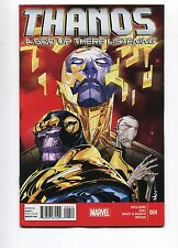 THANOS A GOD UP THERE IS LISTENING #4 - MARVEL NOW - 2014