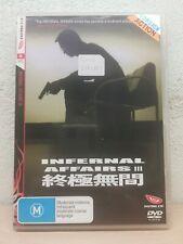 Infernal Affairs 3 (DVD, 2006)
