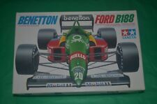 "TAMIYA BENETTON FORD B188  1/20 Scale -GRAND PRIX COLLECTION Series ""COMPLETE"""
