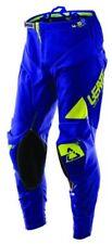Pantalones de motocross niños color principal azul