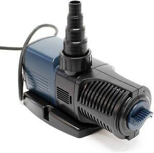 SunSun JTP-12000R SuperEco Circulation Fountain Pond Water Pump Adjustatable