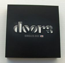 (CD) THE DOORS - Singles Box / Japan Import / 14 CD + Booklet / WPCR-14801/14