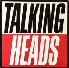TALKING HEADS - True Stories (LP) (G+/G++)