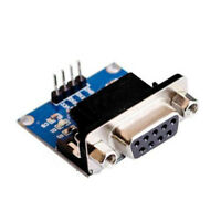 Serial To TTL RS232 To TTL MAX3232 Chip Serial Module Electronic Brush Board