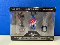 FUNKO-DISNEY-KINGDOM HEARTS 3-KEYBLADE-3 PACK-GAMESTOP EXCLUSIVE