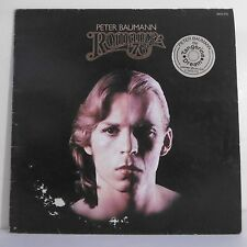 "33 tours Peter BAUMANN Disque Vinyle LP 12"" ROMANCE 76 - VIRGIN 2473713 RARE"