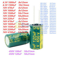 1//2//5PCS Aluminium Electrolytic Capacitors LOW ESR Radial  35X70mm 63V 22000uF