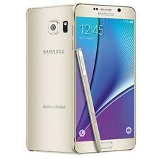 SAMSUNG GALAXY NOTE 5 N920V GOLD 32 GB SIGILLATO GRADO A++ NO GRAFFI NO USURA