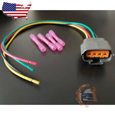 new for mazda b2600i b2600 distributor connector plug harness pigtail 4-wire