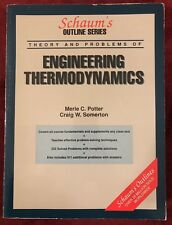 Schaum's Outline of Mechanical Engineering Thermodynamics : Including Hundreds o