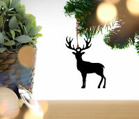 Stag - Christmas tree bauble, decoration, ornament