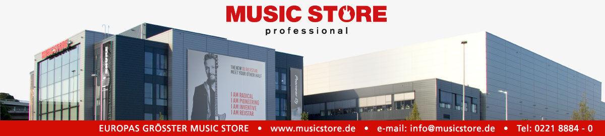 Music Store professional GmbH