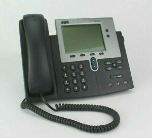 CISCO IP PHONE 7940 SERIES CP-7940G VoIP-Telefon inkl. Rechnung & Gewährleistung