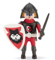 Playmobil Série Quick - chevalier avec casque épée et écu