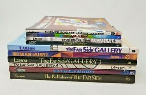A Far Side Collection by Gary Larson Lot of 10 Books