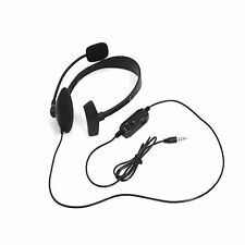 NEW WIRED GAMING HEADSET FOR PLAY STATION 4 PS4