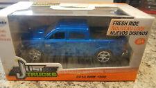 2013 Dodge Ram 1500 Jada Blue Just Trucks Diecast 1:32