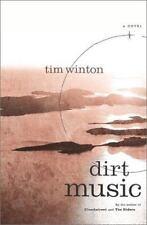 Dirt Music: A Novel Winton, Tim Hardcover