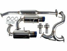 Invidia N1 Dual Catback Exhaust System w/ Titanium Tips FRS FR-S GT86 86 BRZ New