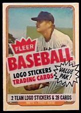 1982 Fleer Baseball Cello Pack - Rusty Staub on Top!!! New York Mets