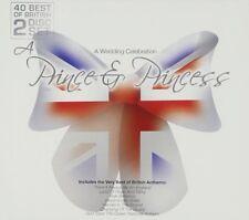 "A Prince & Princess ""Wedding Celebration"" 2CD Set NEW & SEALED 1st Class Post UK"