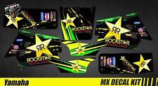 Kit Déco Quad pour / Atv Decal Kit for Yamaha Banshee - Rockstar