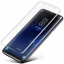 2x 3D Panzer Folie für Samsung Galaxy S8+ Schutz Folie Curved Display Folie KLAR