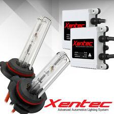 xenon hid slim kit H11 hi low 6000k H1 H7 9006 880 H4 H3 9007 9004 H13 9005 9145