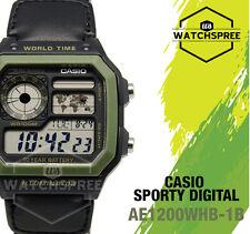 Casio Standard Digital Watch AE1200WHB-1B