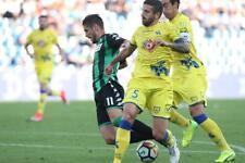 Sassuolo Chievo 17/18 fascia captain signed Pellissier mach worn Dainelli
