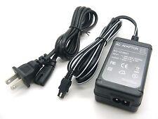 AC Power Adapter for AC-L200 Sony DCR-PC350 DCR-PJ5 DCR-SR15 DCR-SR20 DCR-SR21 E