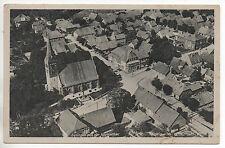 AK - 27232 SULINGEN (Diepholz), Luftaufnahme Stadtmitte, n.gel., um1940 (#21372)