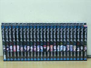 Black Clover Vol.1-29 set Manga Comics Hiroki Tabata Japanese language Shueisha